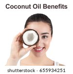 Text Coconut Oil Benefits And...