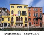 heritage beautiful building... | Shutterstock . vector #655950271