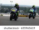 le mans   france  may 21 ... | Shutterstock . vector #655965619