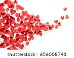 festive background made from... | Shutterstock . vector #656008741
