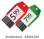 labels | Shutterstock .eps vector #65601244