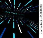 modern graphic design elements. ... | Shutterstock .eps vector #656043037