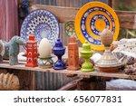 Pottery Souvenir Roadside Shop...