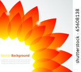 vector abstract background. no... | Shutterstock .eps vector #65608138