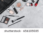 frame from set of professional... | Shutterstock . vector #656105035
