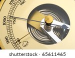 Old Barometer Forecasting...