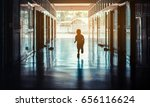 vintage tone silhouette image... | Shutterstock . vector #656116624