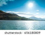 loweswater in lake district ... | Shutterstock . vector #656180809