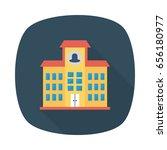 building | Shutterstock .eps vector #656180977