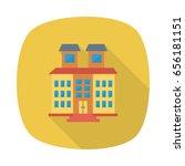 building | Shutterstock .eps vector #656181151