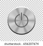 Power Button. Vector...