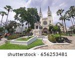 guayaquil  ecuador  february 12 ... | Shutterstock . vector #656253481