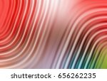 colorful ripple background | Shutterstock . vector #656262235