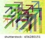 navigation vector icon | Shutterstock .eps vector #656280151