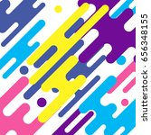 abstract diagonal lines.... | Shutterstock .eps vector #656348155