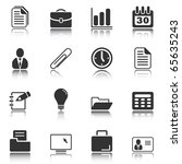 web and internet icons... | Shutterstock .eps vector #65635243
