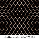 arabic islamic seamless pattern ... | Shutterstock .eps vector #656371105
