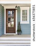 front door that shows a...   Shutterstock . vector #656375851