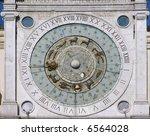 padua  astronomical clock