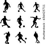 very high quality detailed set... | Shutterstock .eps vector #656425711