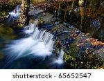 Small River In The Portuguese...