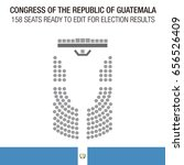 congress of the republic of... | Shutterstock .eps vector #656526409