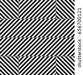 vector seamless pattern.... | Shutterstock .eps vector #656700121