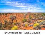 australien  outback    Shutterstock . vector #656725285