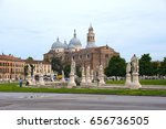 may 8th 2017   basilica of... | Shutterstock . vector #656736505