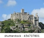 st. michael's mount cornwall uk