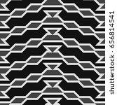 seamless surface pattern design ...   Shutterstock .eps vector #656814541