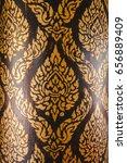 Small photo of Thai pattern