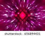 explosion background scarlet... | Shutterstock . vector #656894431