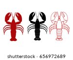 Lobster Vector Illustration Fo...