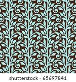 vector illustration. seamless... | Shutterstock .eps vector #65697841