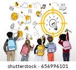 education study childhood skill ... | Shutterstock . vector #656996101