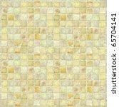 Antique Stone Tile Mosaic