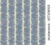 vector seamless pattern.... | Shutterstock .eps vector #657108505