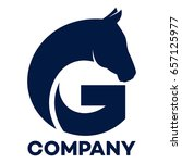 horse and g company linked...   Shutterstock .eps vector #657125977
