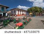 jardin  columbia  february 02 ... | Shutterstock . vector #657133075