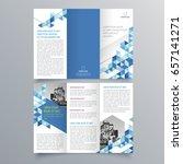 brochure design  brochure... | Shutterstock .eps vector #657141271