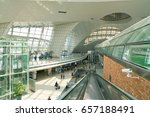 incheon  south korea   circa... | Shutterstock . vector #657188491