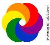 logo template photo studio...   Shutterstock .eps vector #657188494