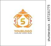 5 letter vector health and...   Shutterstock .eps vector #657231775