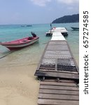 Small photo of Floating dock