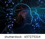 cpu mind series. backdrop of ...   Shutterstock . vector #657275314