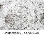 weathered concrete wall texture ... | Shutterstock . vector #657306631