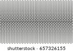halftone gradient pattern with... | Shutterstock .eps vector #657326155