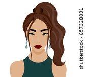 vector illustration with...   Shutterstock .eps vector #657328831