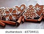 Christmas Cookies With Spices ...
